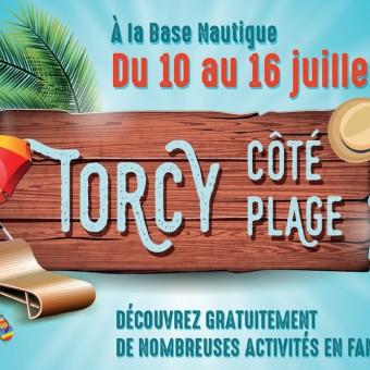 Mairie de Torcy - Torcy, Côté Plage