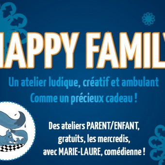 Mairie de Torcy - Happy Family !