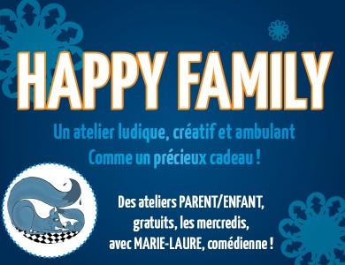 Mairie de Torcy - Happy Family !