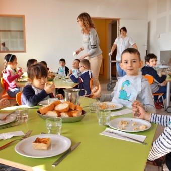 Ville de Torcy 71 - Menu restaurant d'enfants