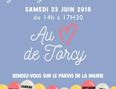 Mairie de Torcy - Au coeur de Torcy