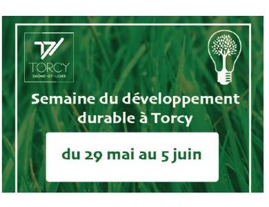Mairie de Torcy - La Semaine du développement durable