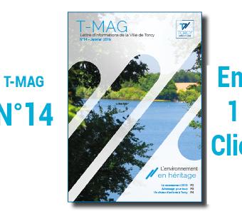 Mairie de Torcy - T-Mag n°14