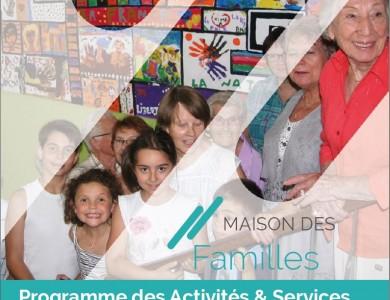 Mairie de Torcy - Programme 2018-2019 – Maison des Familles de Torcy