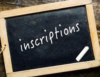 Agenda de Torcy - Inscriptions Scolaires 2021-2022 – Ecole Champ Cordet