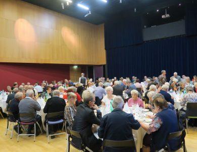 Mairie de Torcy - Le repas des anciens