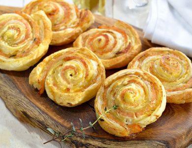 Agenda de Torcy - Atelier cuisine en Famille: Méli Mélo de feuilletés