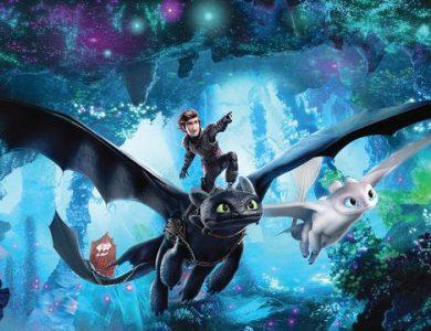 Agenda de Torcy - Cinéma Plein air , Dragon 3