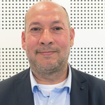 Adjoint au maire de Torcy - Abdelkrim MAY