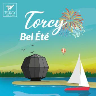 Ville de Torcy 71 - Début de Torcy Côté Plage