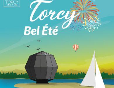 Mairie de Torcy - Début de Torcy Côté Plage