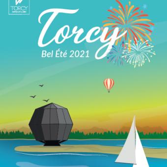 Mairie de Torcy - Torcy Bel Été 2021