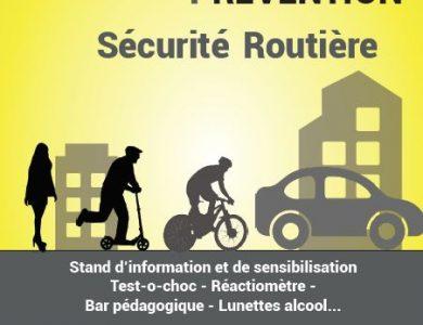 Agenda de Torcy - Journée prévention sécurité routière