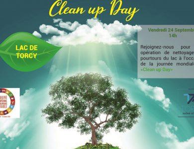 Agenda de Torcy - Clean up day