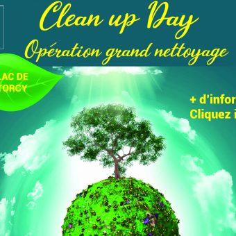 Mairie de Torcy - Le clean up day, vendredi 24 septembre